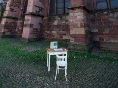 Am Freiburger Münster